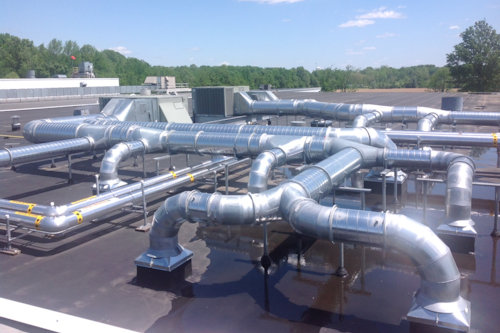 Commercial HVAC Installation & Service